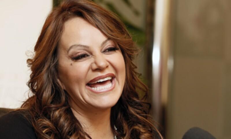 Jenni Rivera personificó en la cinta Filly Brown a una madre drogadicta en prisión. (Foto: AP)