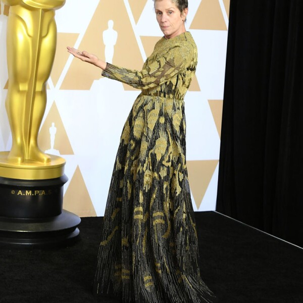90th Annual Academy Awards - Press Room