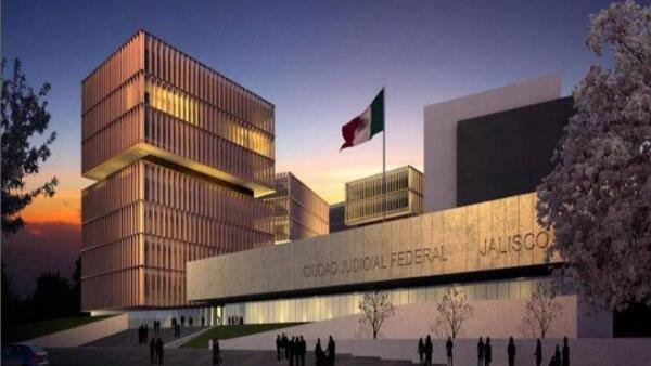 Ciudad Judicial Jalisco