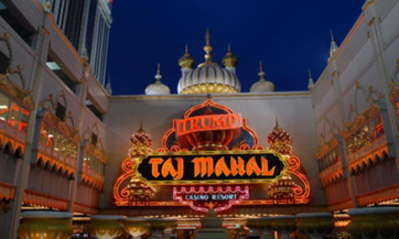 El Taj Mahal es administrado por Trump Entertainment Resorts, que pese al nombre no es propiedad de Donald Trump. (Foto: Getty Images)