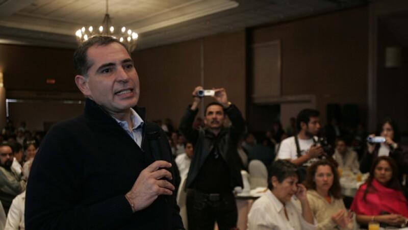Gabino Cué irá por la revancha: por segunda vez intentará gobernar Oaxaca