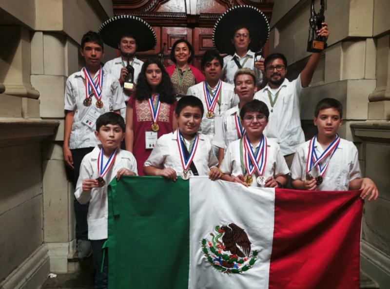 olimpiada mexicana matemáticas
