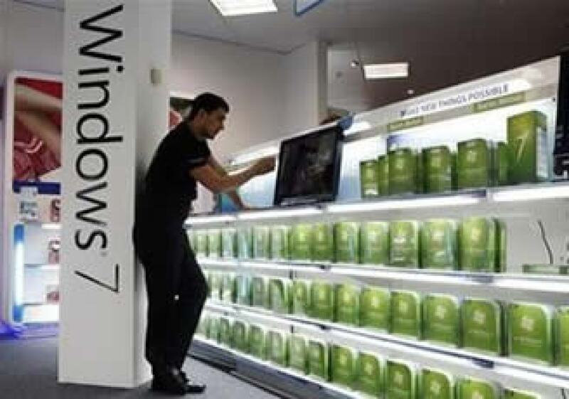 El lanzamiento del sistema favoreció a Dell. (Foto: Reuters)