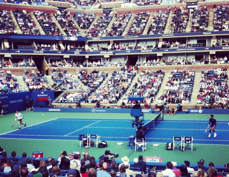 Murray vs. Djokovic.