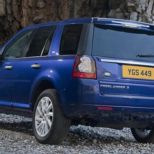 A su vez, se mantienen los sistemas Terrain Response de Land Rover , CommandShift y cambio de marcha secuencial.