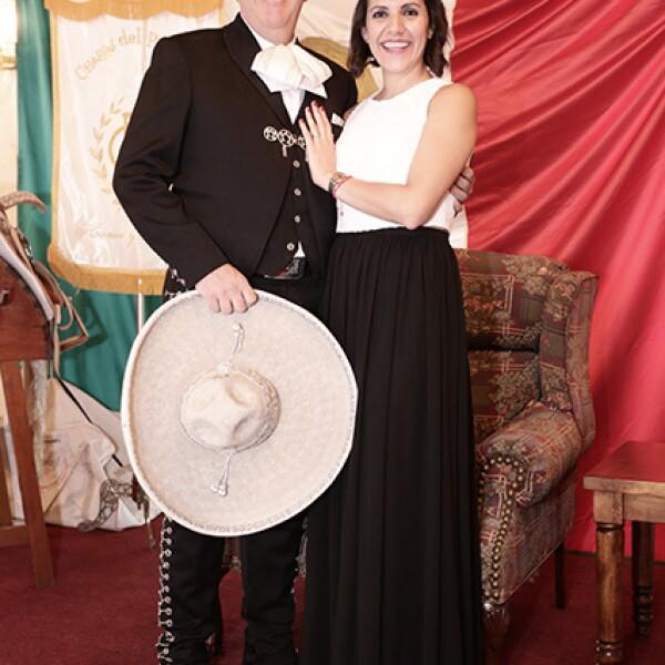 Jorge y Cristina Pedrero