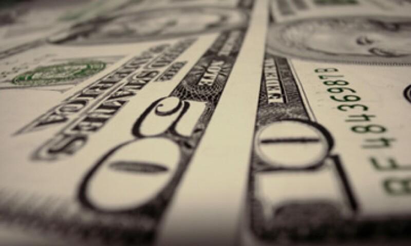 El Banco de México estableció el tipo de cambio en 12.9777 pesos.(Foto: Thinkstock)