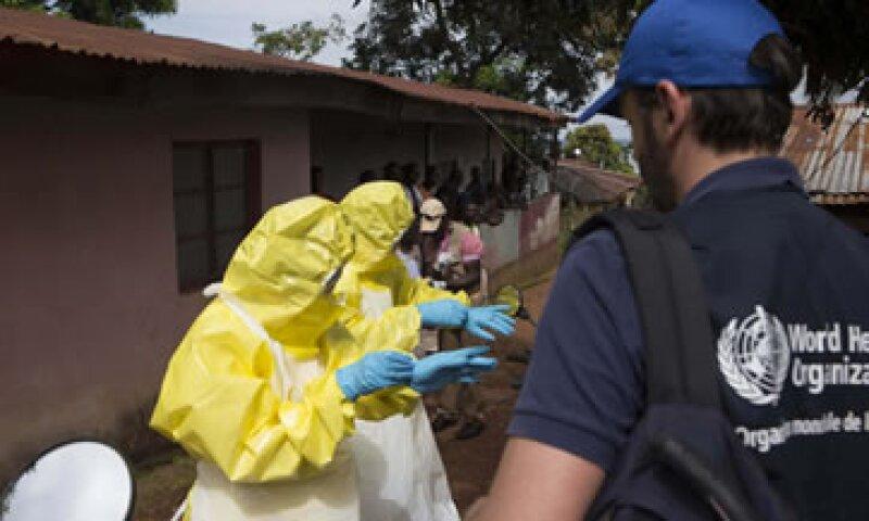 El primer paciente fue evaluado el viernes pasado y enviado de vuelta a su casa con antibióticos. (Foto: Reuters)