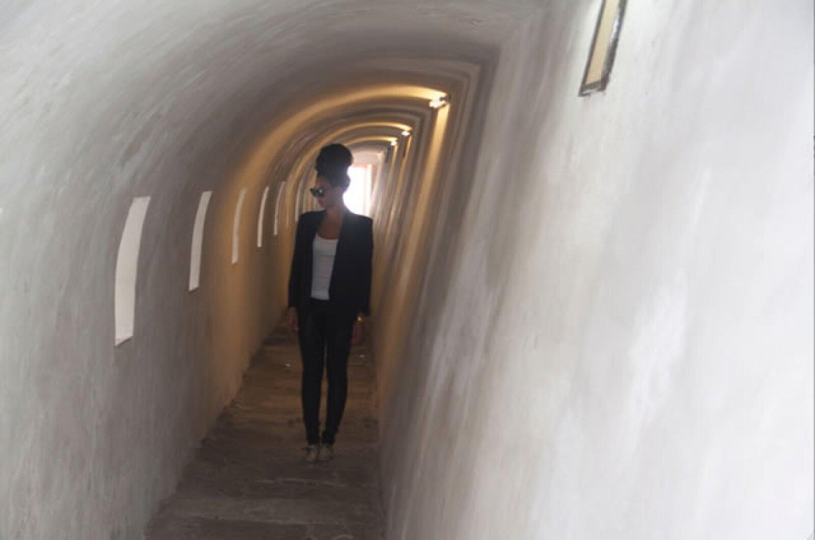 Pero ayer fue la misma cantante quien subió fotos exclusivas a su Tumblr.