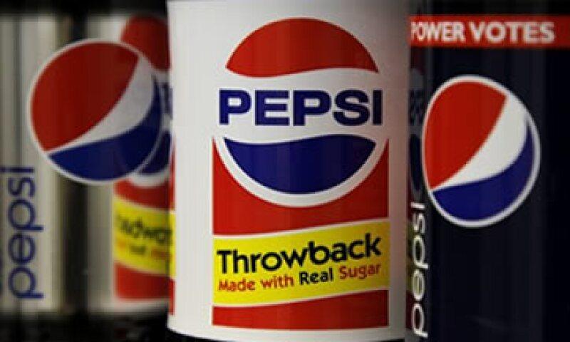 El fabricante de Pepsi-Cola, Frito-Lay y Quaker dijo que su ganancia neta fue de 1,890 millones de dólares. (Foto: AP)