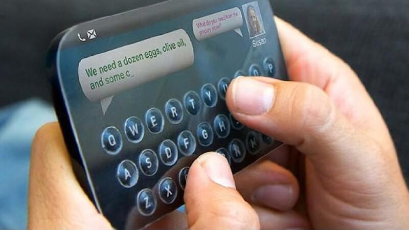 teclas pantalla touchscreen tactus technology
