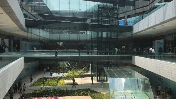 Nuevo mall.