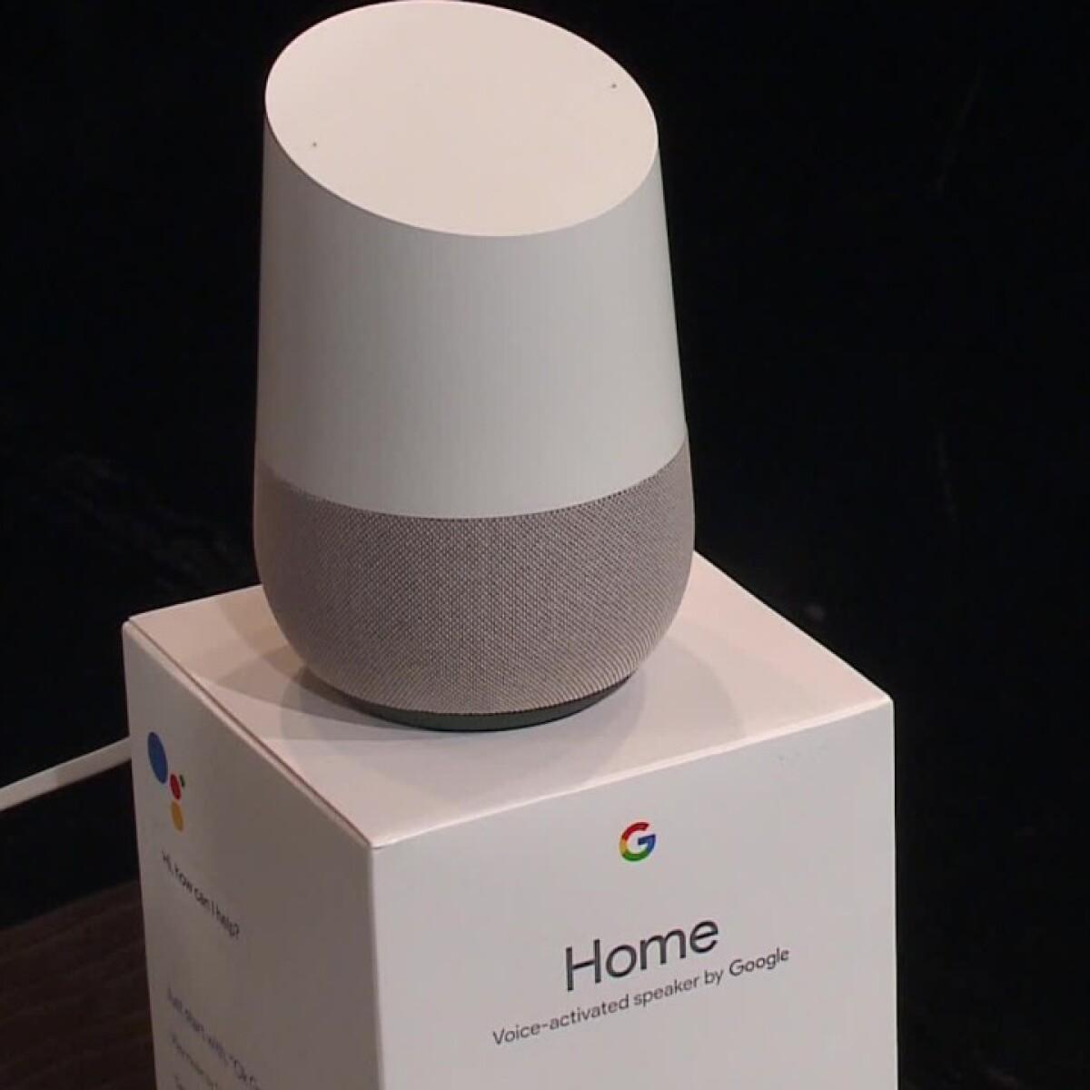 Google Home llega a México