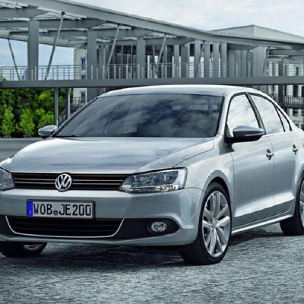 La alemana Volkswagen se cuela en la lista de los más robados, con 2,762 coches.