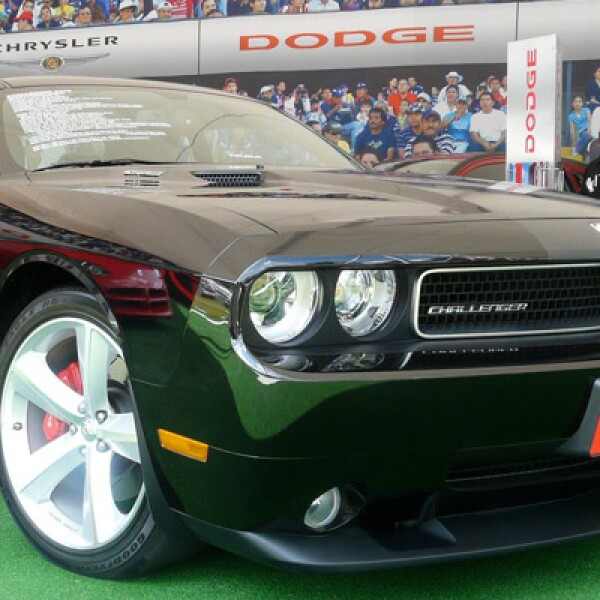 El legendario Muscle car busca competir contra el Camaro y el Mustang