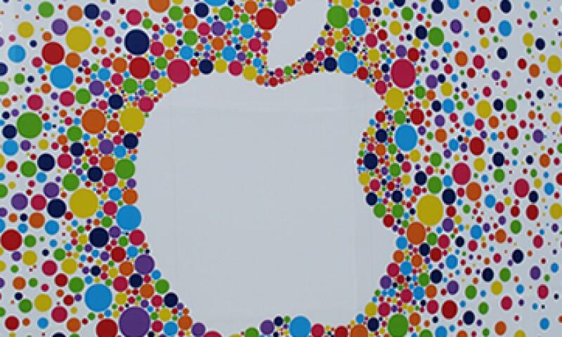 De acuerdo con Interbrand, la marca Apple tiene un valor de 118,863 mdd.  (Foto: Getty Images)