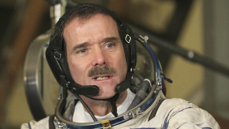 Chris Hadfield NASA