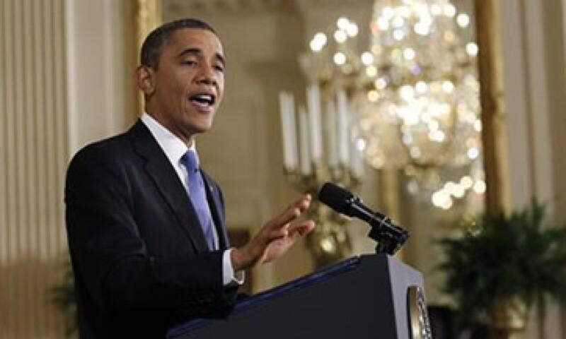 El presidente Barack Obama asegura que su plan puede ayudar a evitar otra depresión en Estados Unidos. (Foto: Reuters)