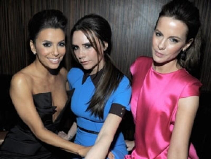 El viernes 16 de marzo de 2012 la actriz festejó su cumpleaños en compañía de Kate Beckinsale y Victoria. Y si hace dos años estaba soltera en esta ocasión disfrutó junto a su novio Pepe Bastón.