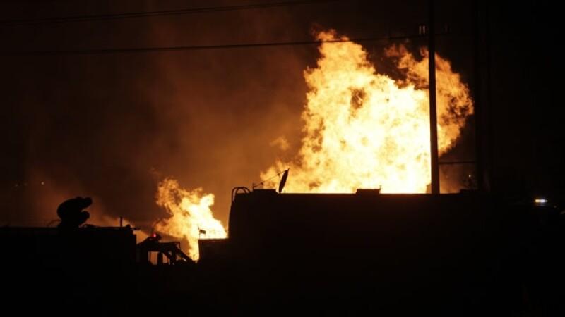Puebla gasera explosión