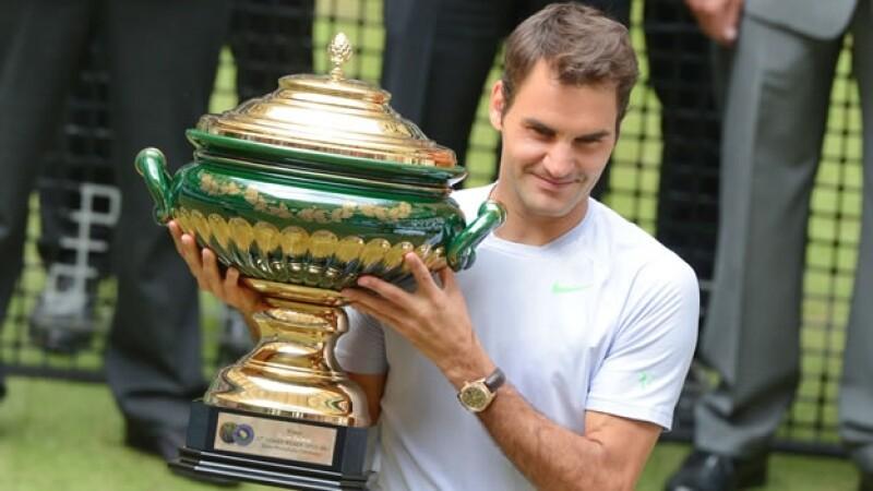 Gerry Weber alemania federer tenis