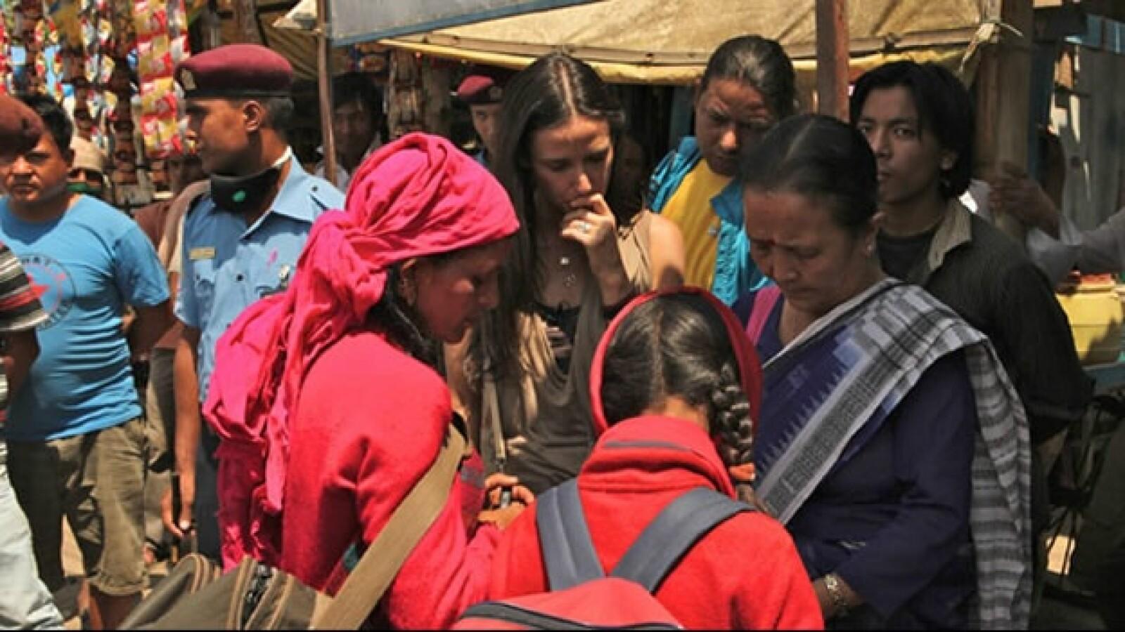 Proyecto Libertad - Demi Moore - Anuradha Koirala