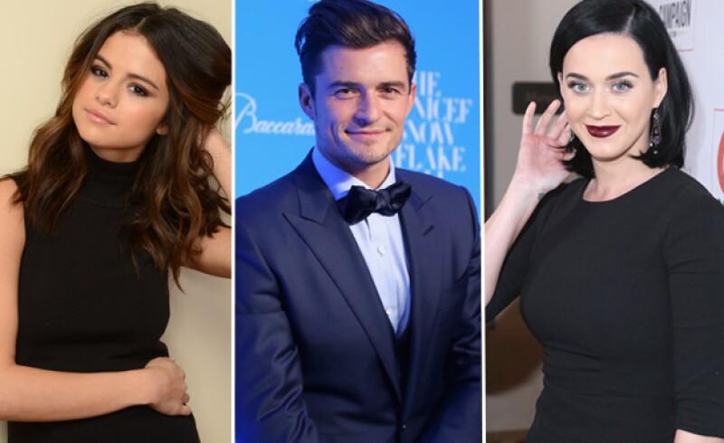 Katy Perry dijo que los rumores de infidelidad de Orlando con Selena son una ` conspiración´.