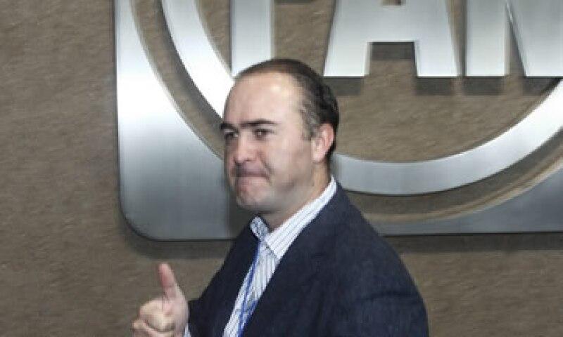 El coordinador del PAN en la Cámara de Diputados, Luis Alberto Villareal, dijo que buscan dar marcha atrás a la aplicación de nuevos impuestos. (Foto: Cuartoscuro)