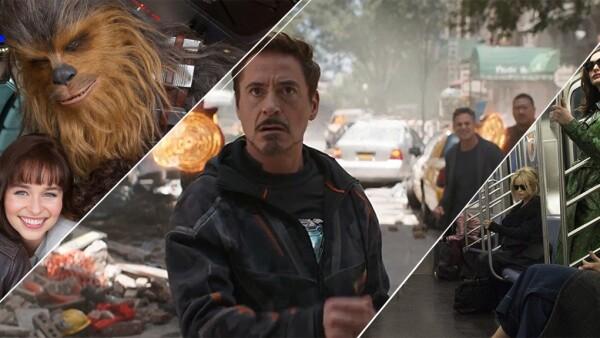 Solo: A Star Wars Story, Avengers: Infinity War y Ocean's 8