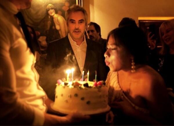 Cumpleaños Yalitza