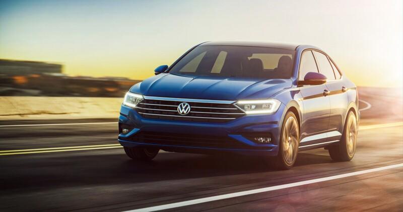 Volkswagen Jetta (USA)