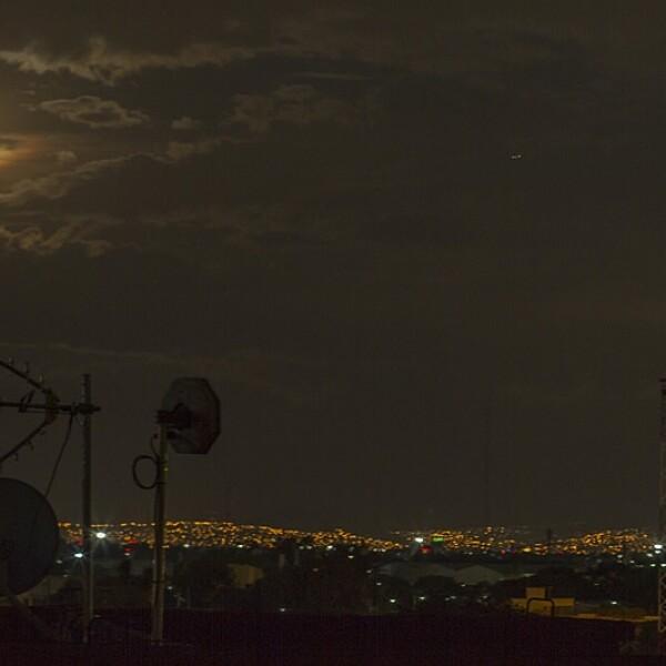 Superluna Ciudad Mexico