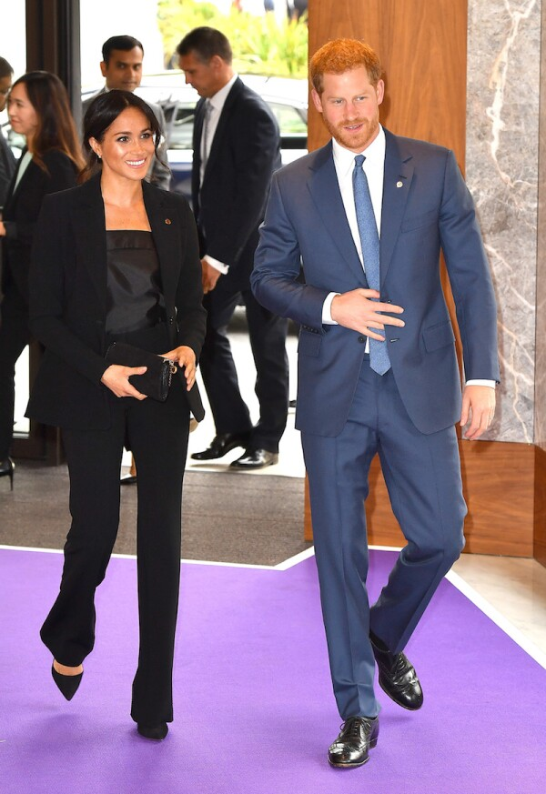 The Duke & Duchess Of Sussex Attend The WellChild Awards
