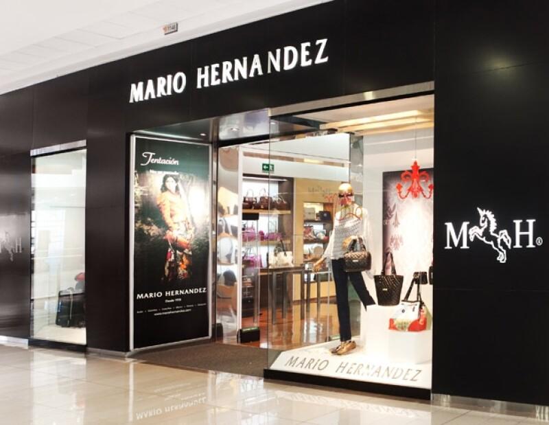 En México, existen seis tiendas Mario Hernández.