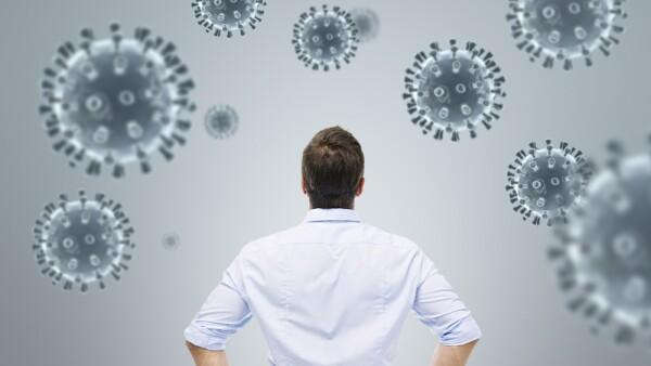 Ejecutivo - coronavirus - covid-19 - pandemia - director - empresario