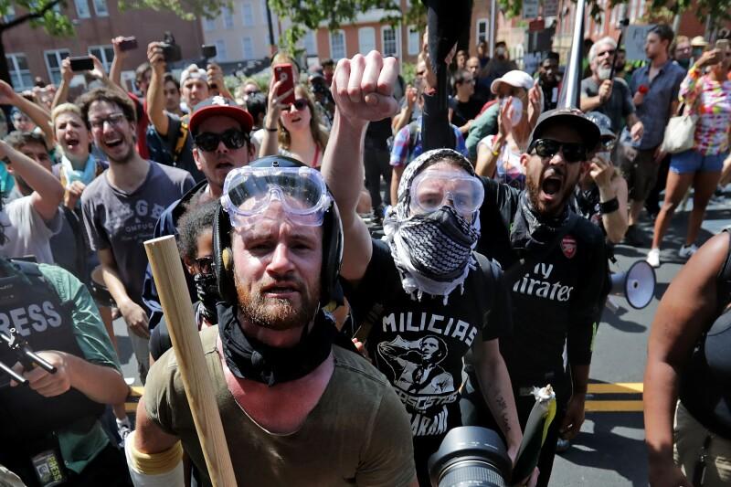 Enfrentamiento racial