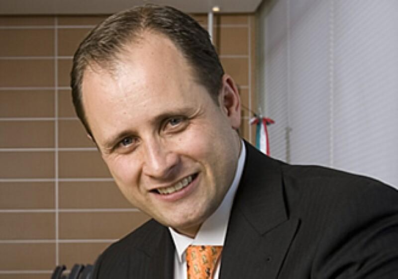Enrique Maldonado, Business Manager de Nescafé Dolce Gusto (Foto: Gilberto Contreras)