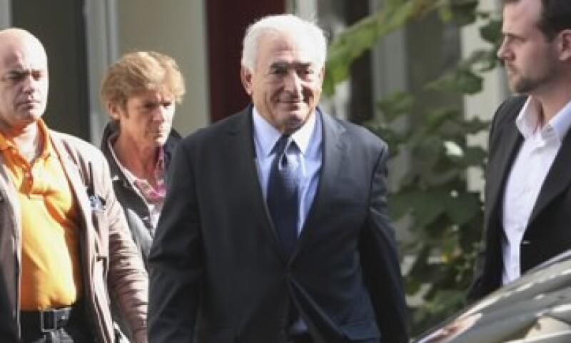 Strauss-Kahn dijo que la acusación de violación en su contra por parte de Tristane Bacon, es una fantasía y una difamación. (Foto: Reuters)