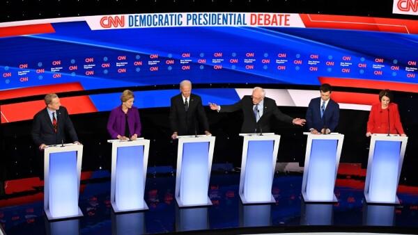 El sexto debate