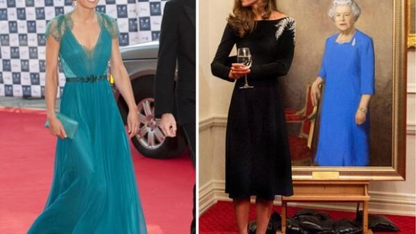 Por primera vez Jenny Packham habló sobre los vestidos que suele usar la Duquesa de Cambridge y lo satisfactorio que es para ella realizar estas colaboraciones.