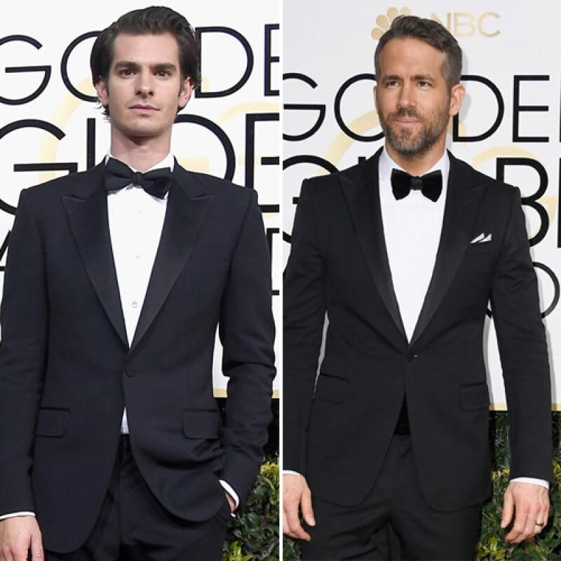 Andrew Garfield, Ryan Reynolds
