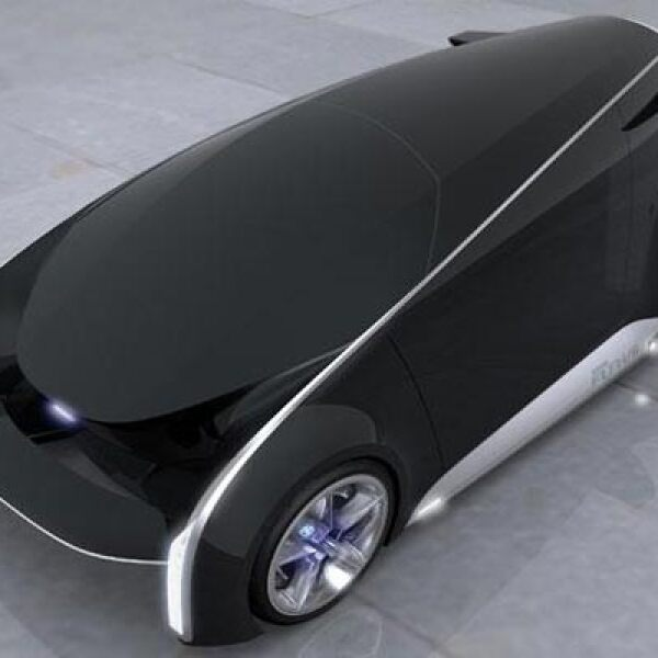 La firma japonesa presenta en el AutoShow de Tokio el prototipo de un vehículo futurista que demuestra la conexión entre el conductor, la sociedad y auto.