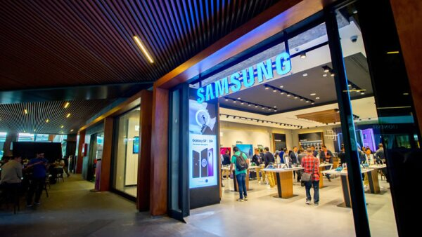 Samsung Experience Store Antea