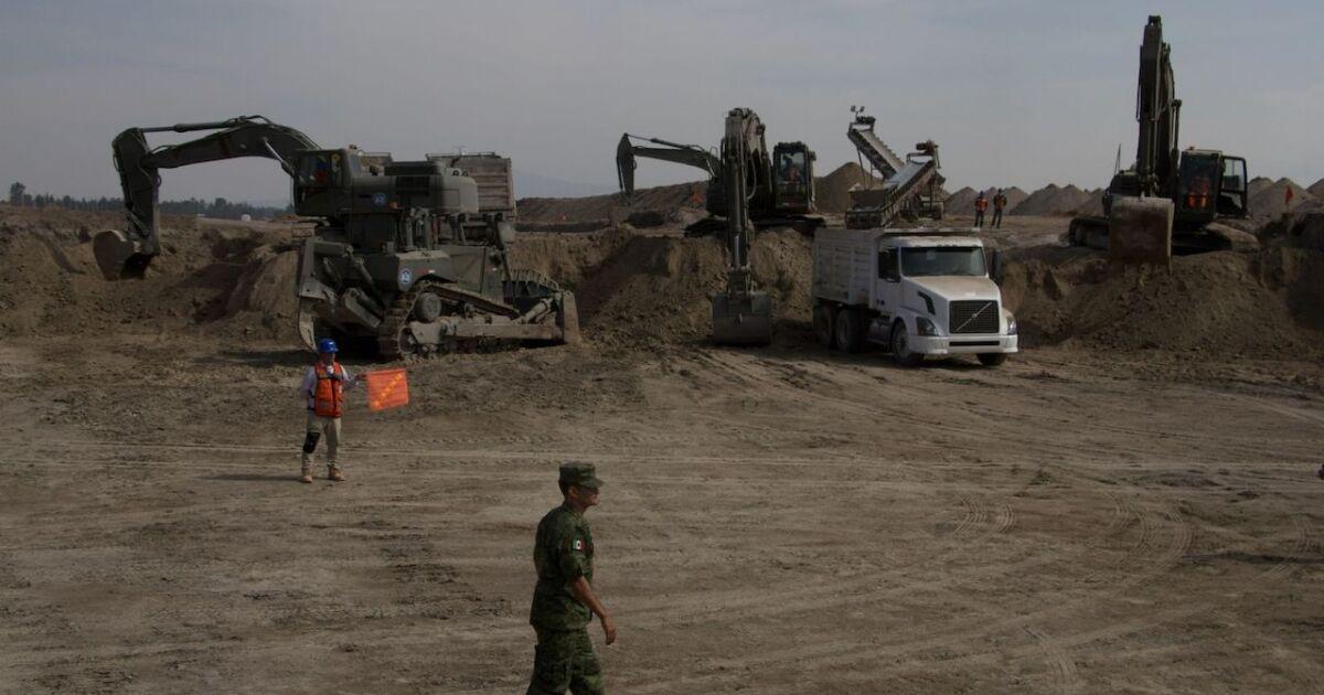 El Gobierno asigna 26,603 mdp a obras para conectar al aeropuerto de Santa Lucía