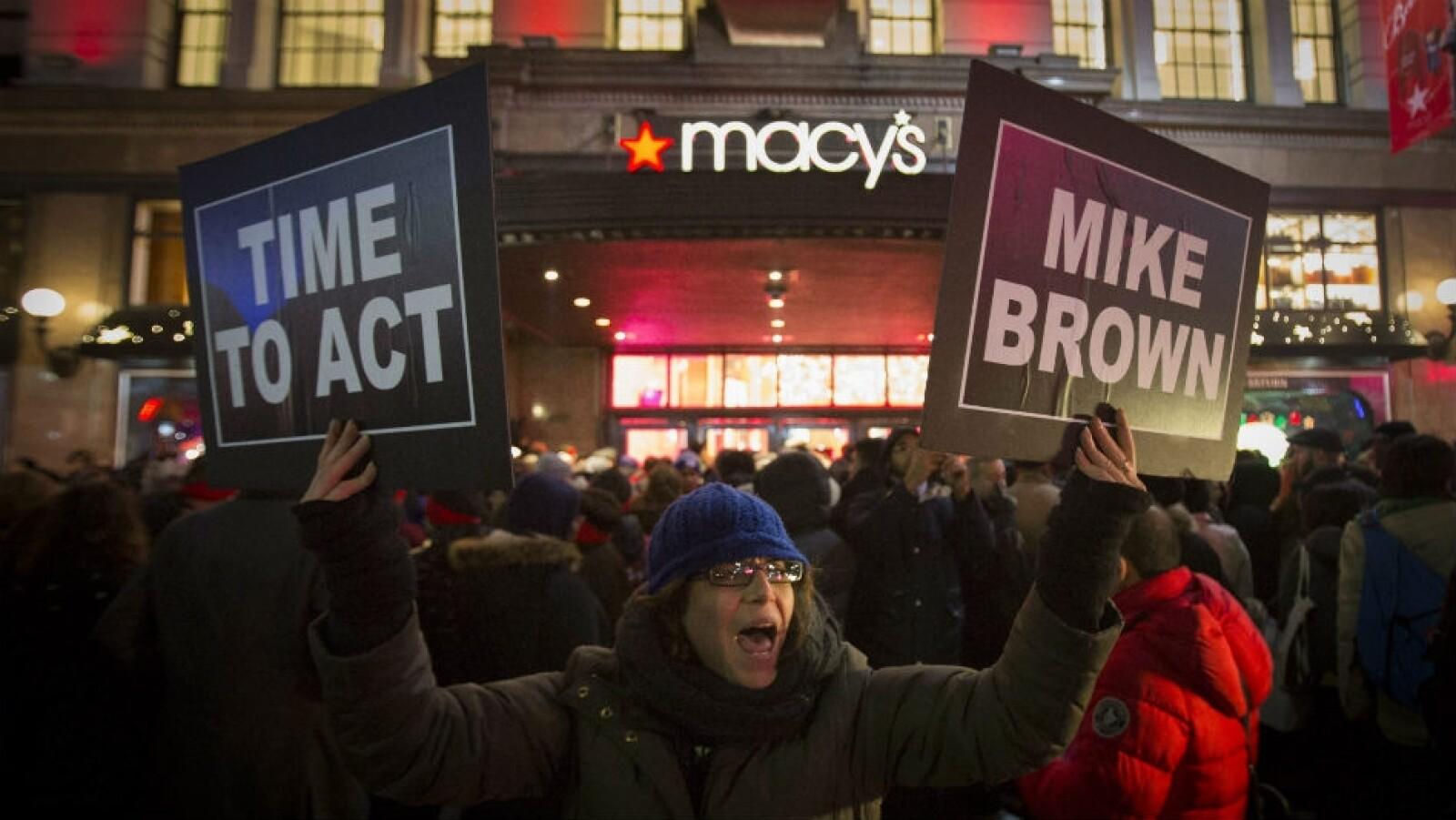 Protestas Ferguson