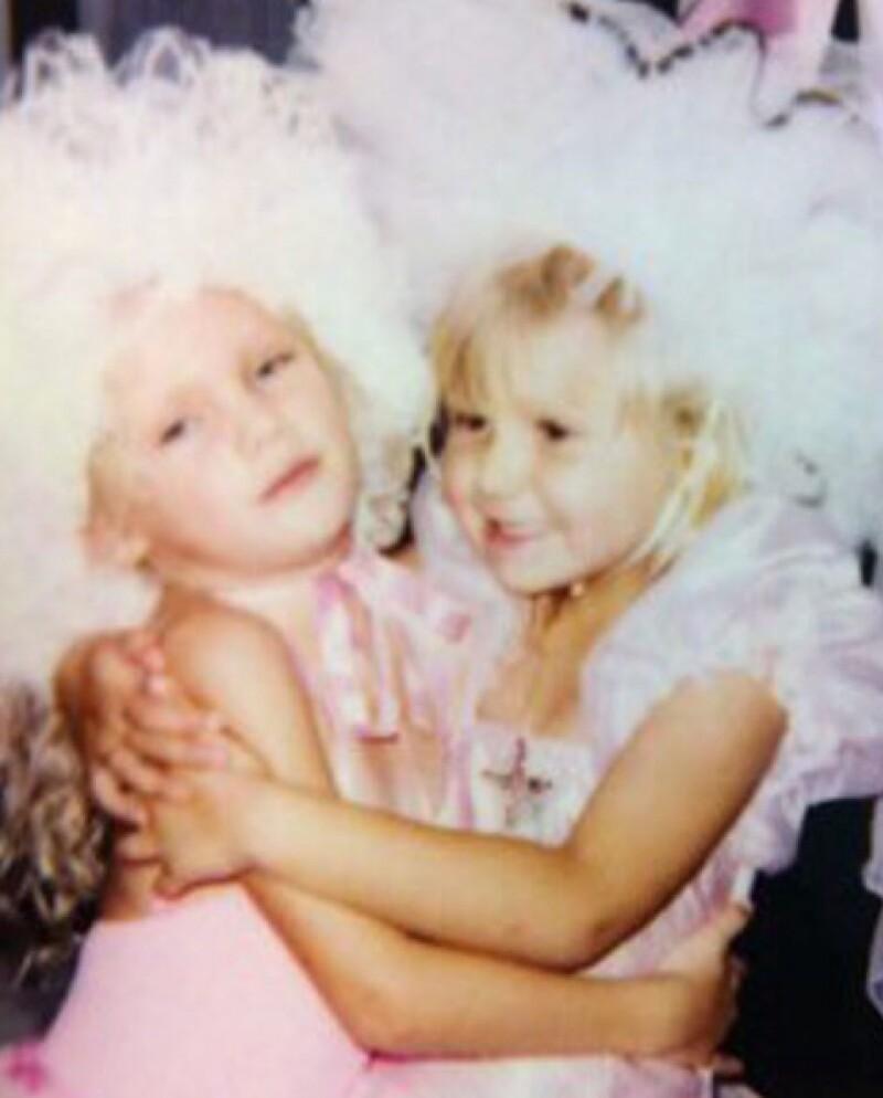 Taylor y Britany son amigas desde que nacieron.