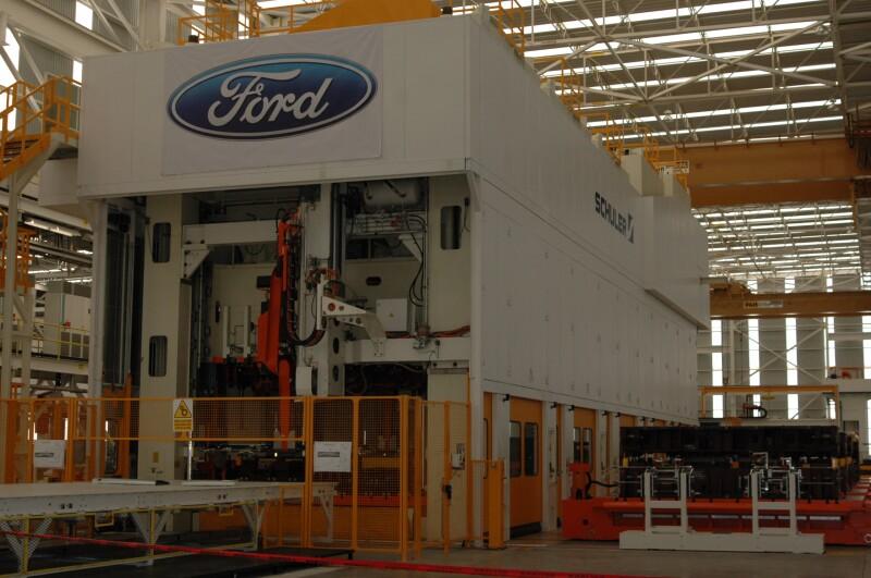 Ford auto eléctrico Cuautitlán México Fiesta