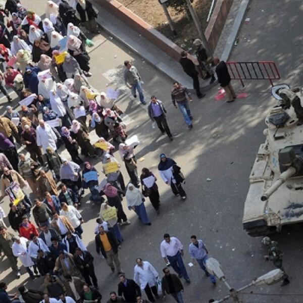 marcha del millón Egipto06