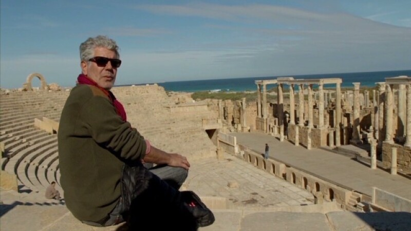 Anthony Bourdain - Libia
