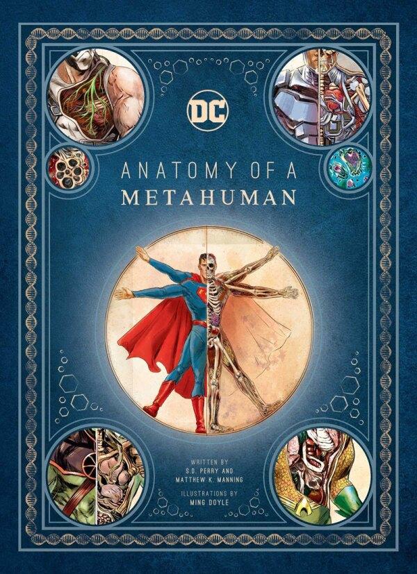 DC Comics: Anatomy of a Metahuman